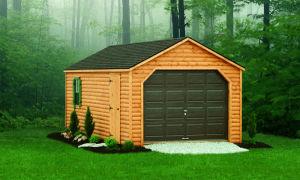 Строим удобный теплый гараж самостоятельно