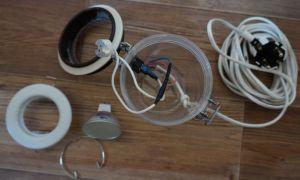 Переноска для гаража — как самому сделать освещение