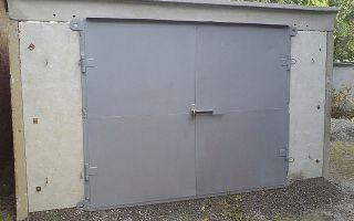 Как произвести утепление бетонного гаража своими руками?