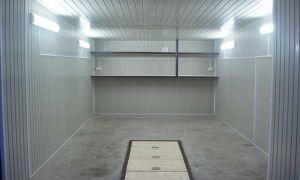 Как обогреть гараж