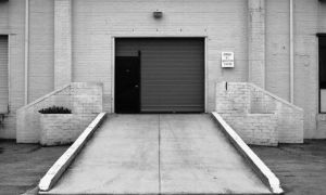 Площадка перед гаражом своими руками