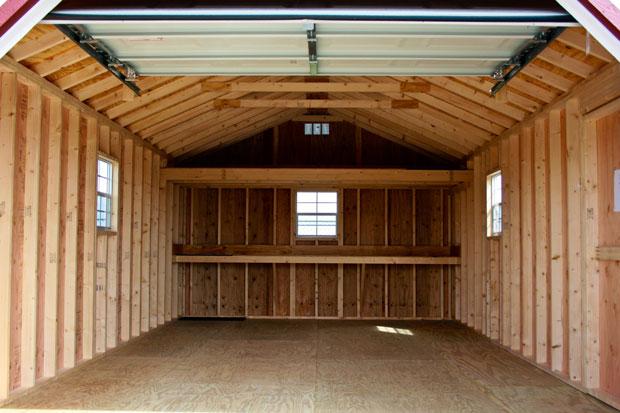 Как построить каркасный гараж своими руками пошаговая инструкция с фото