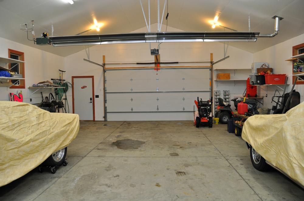 отапливаемый гараж