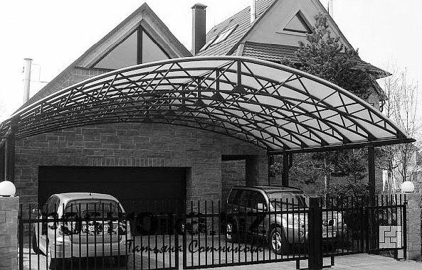 Навес для машины на даче: размеры, строительство стационарного авто-навеса своими руками, чертежи, фото, видео