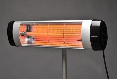 воздушное отопление гаража