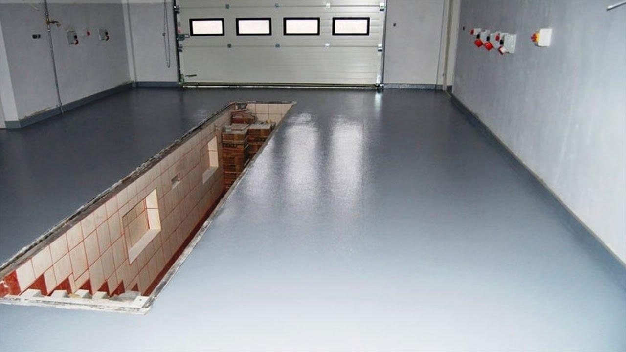Учимся бетонировать пол в гараже своими руками 10