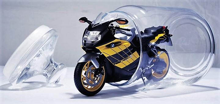 хранение мотоцикла зимой в гараже