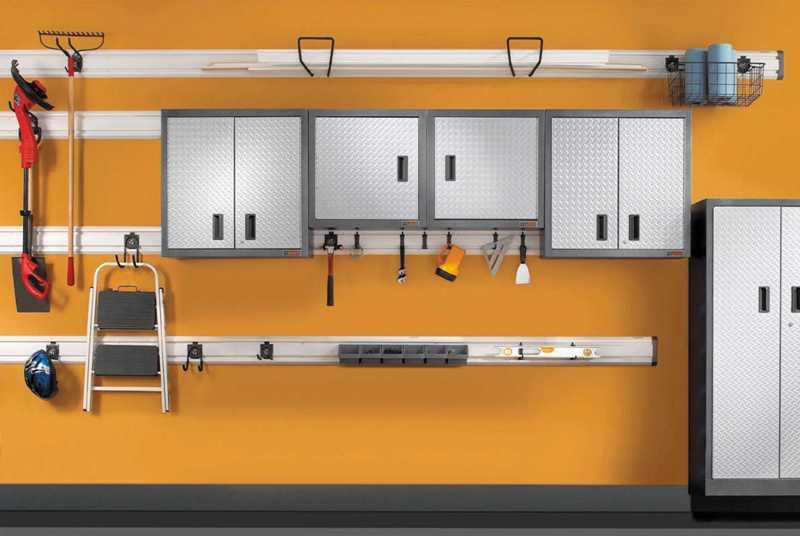 системы хранения для гаража