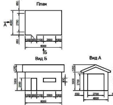 строительство металлического гаража