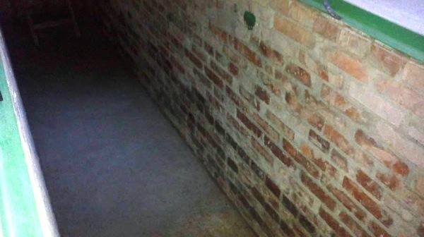 смотровая яма в гараже из кирпича своими руками