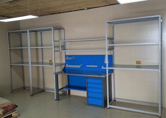 Шкафы для гаража своими руками 471