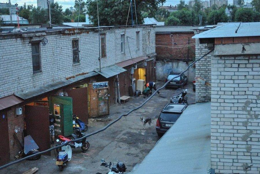 как получить разрешение на постройку гаража в многоэтажке