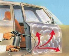 как законсервировать машину в гараж на зиму