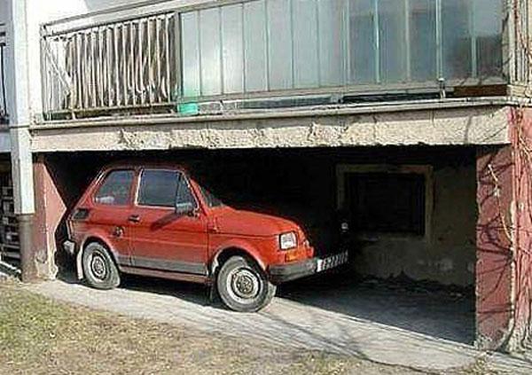 консервация авто на зиму в гараже