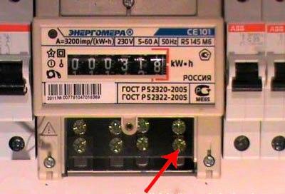 подключение электросчетчика в гараже и гаражном кооперативе
