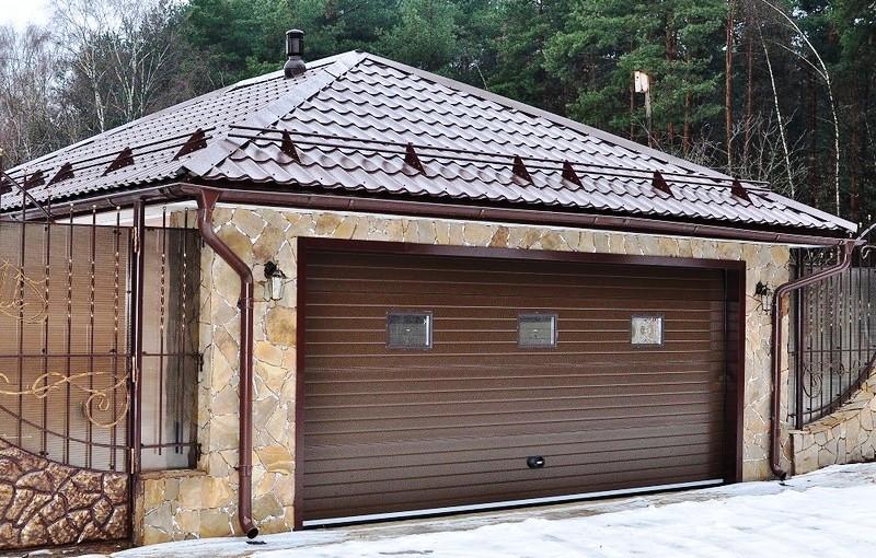 утепление гаража пенопластом своими руками