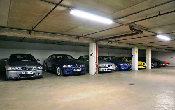 как получить место под гараж в кооперативе
